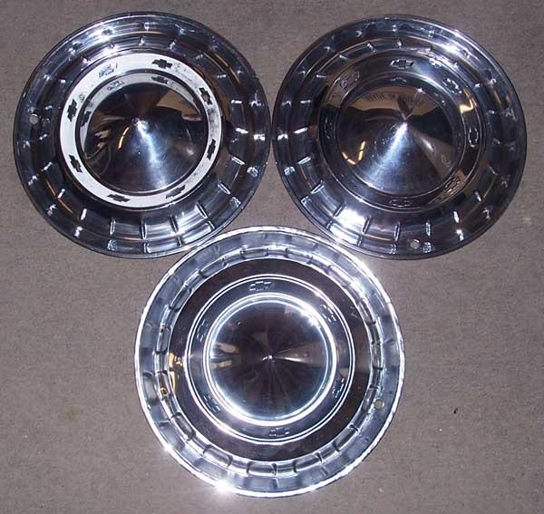 Dish Dog Hubcaps Nova