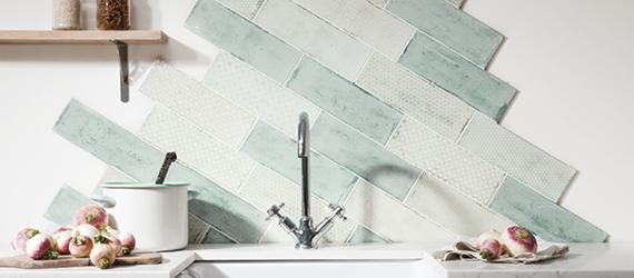 10 kitchen wall tile styles modern