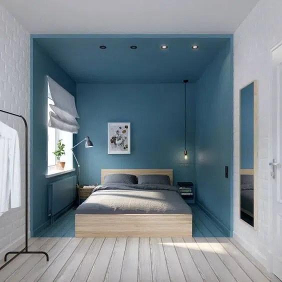 chambre bleu canard toutes nos idees