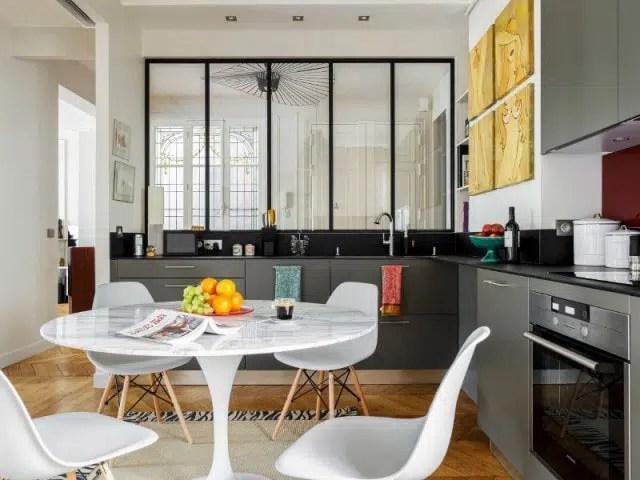Separation Cuisine Salon 40 Idees Pour Cloisonner Et Delimiter L Espace