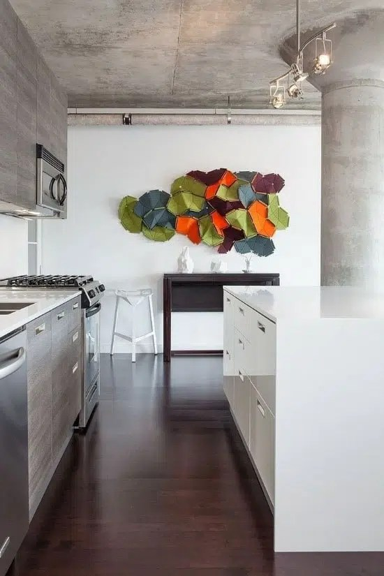 deco murale cuisine 33 idees