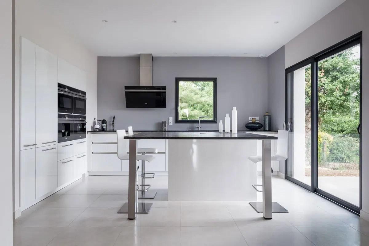 23 petites cuisines avec ilot central