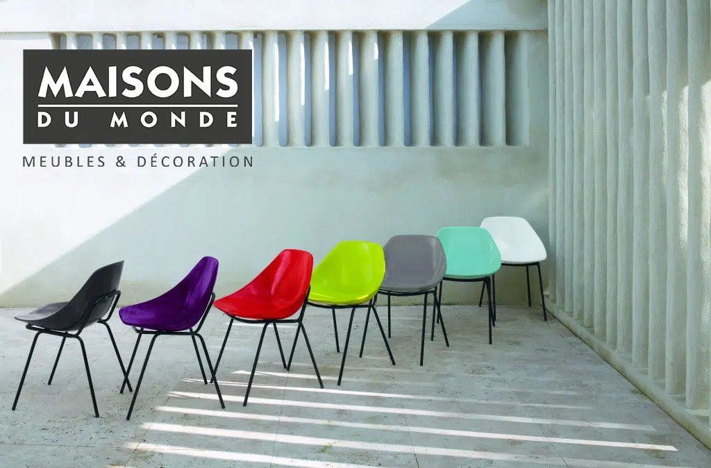 chaise maisons du monde selection d