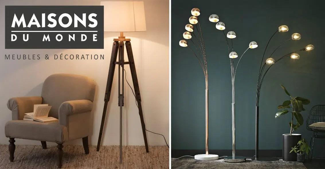 Lampadaire Maisons Du Monde 25 Modeles Pour Un Interieur Lumineux