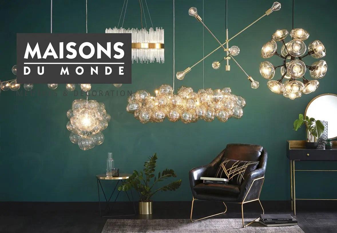 Lustre Maisons Du Monde 30 Idees De Lustres Modernes Et Design