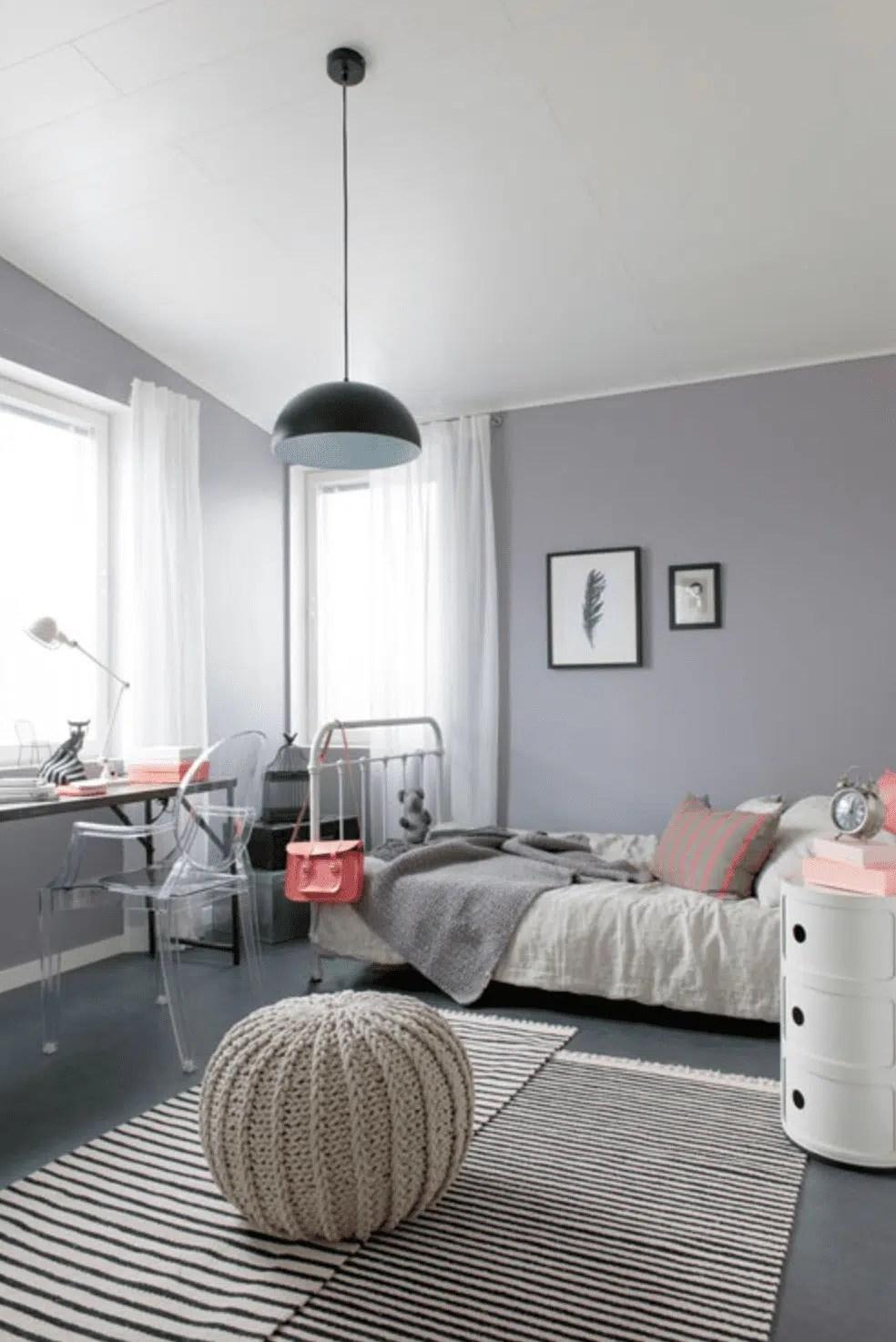 Chambre D Ado Fille 30 Idees De Decoration Pour Une Chambre Moderne
