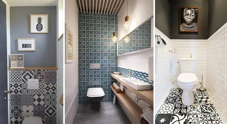 deco de toilettes originales 31 idees