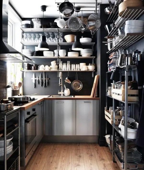cuisine industrielle les plus beaux