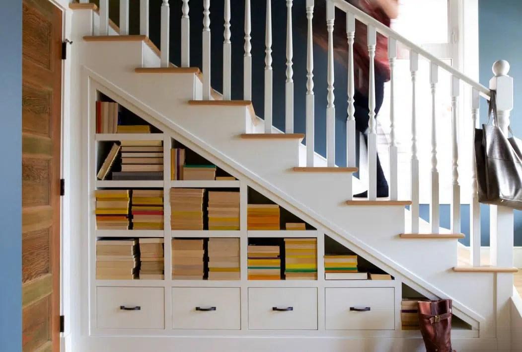 amenagement sous escalier 33 idees