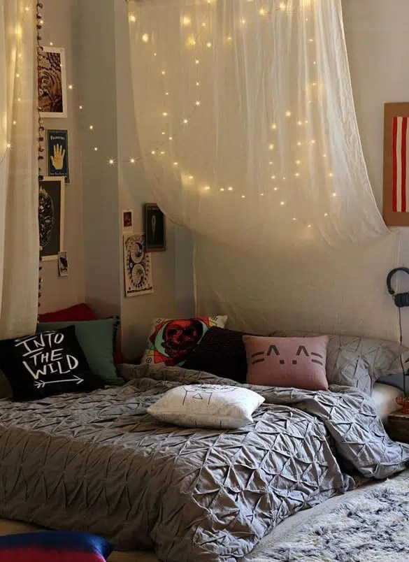 Ciel De Lit 25 Idees Pour L Integrer Dans Votre Chambre