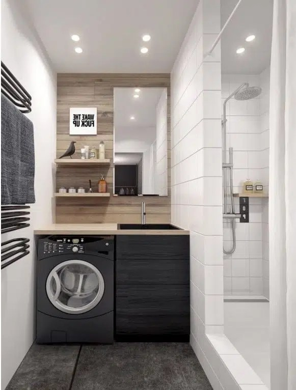 rangement salle de bain 38 astuces