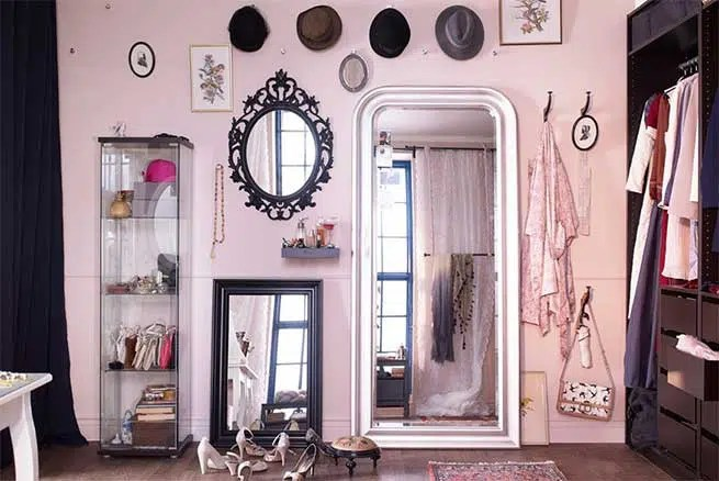 Grand Miroir Mural 29 Modeles De Reve Pour Votre Interieur