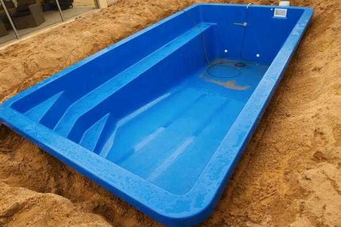 la piscine coque prix installation