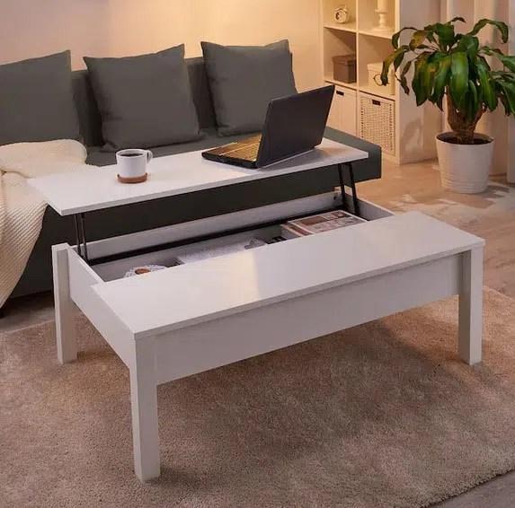 table basse relevable 21 modeles pour