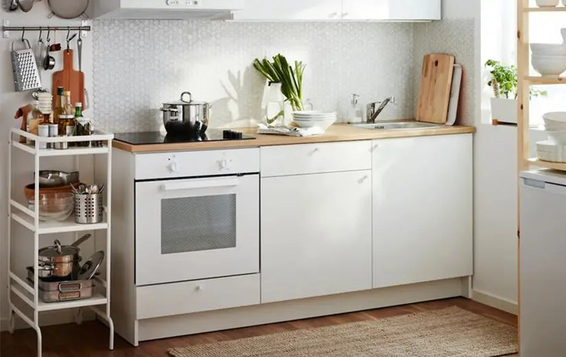 kitchenette ikea 18 modeles pour une