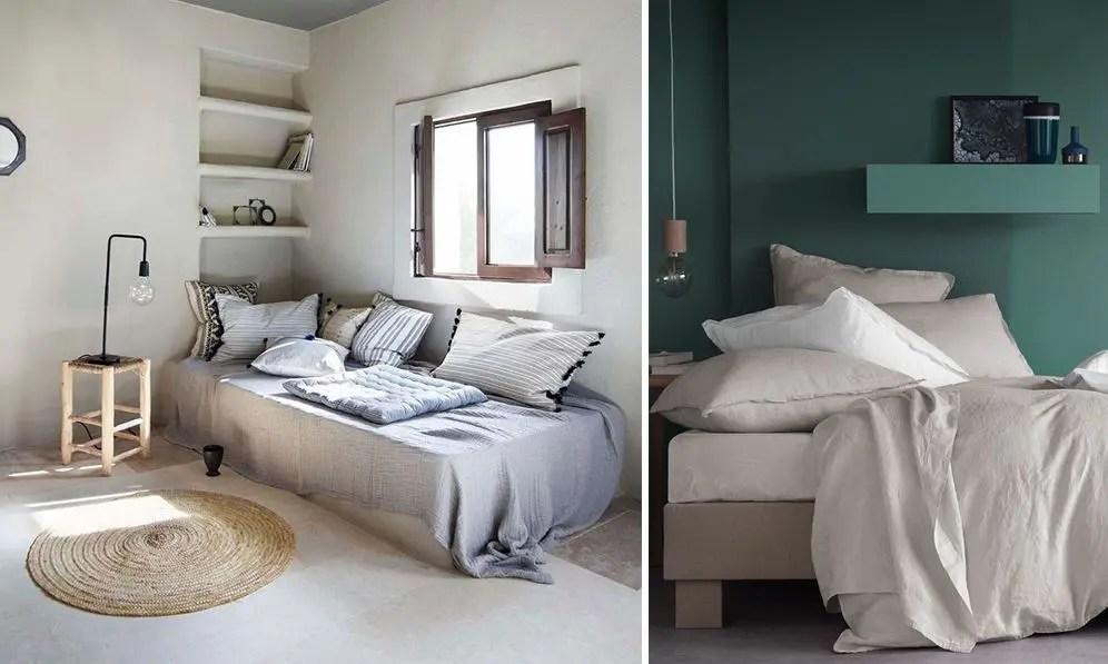 chambre couleur lin inspirations et