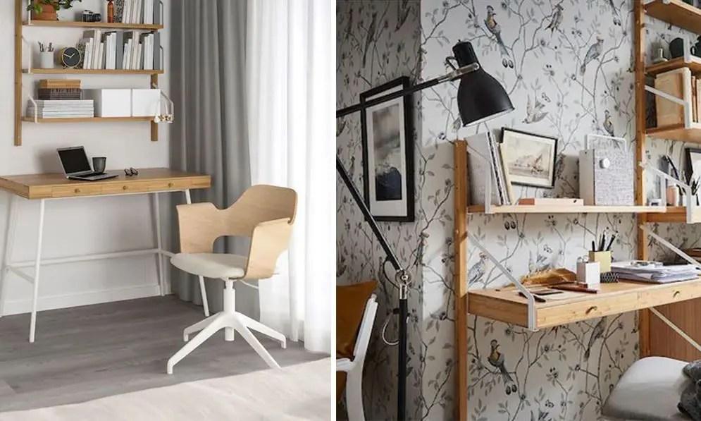 Bureau Scandinave Ikea Les Meilleurs Modeles Ctendance Fr