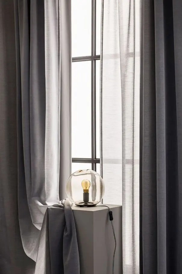 rideaux pour un salon moderne notre