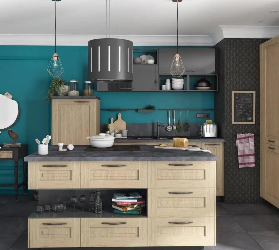 cuisine industrielle leroy merlin