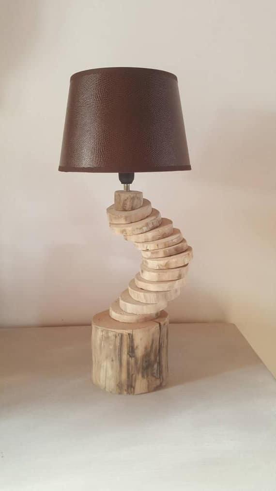 lampe en bois flotte les meilleurs