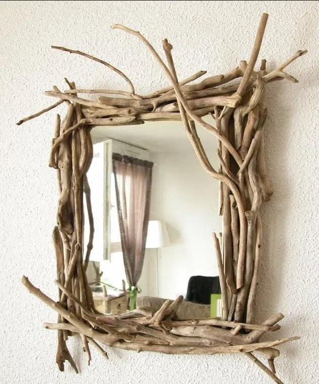 miroir bois flotte selection des plus