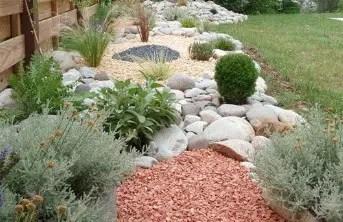 jardin mineral idees et conseils pour