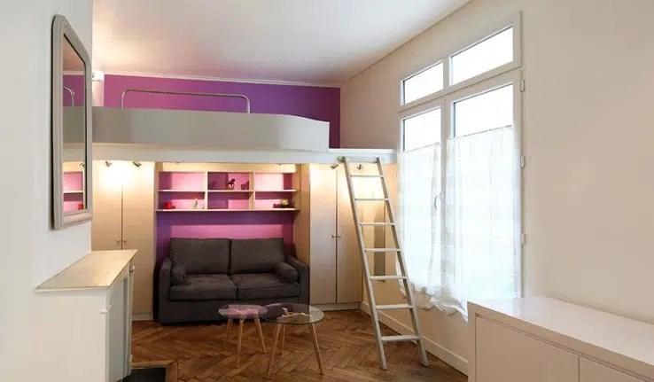 Meubler Un Studio De 20 M2 Nos Conseils Et Inspirations