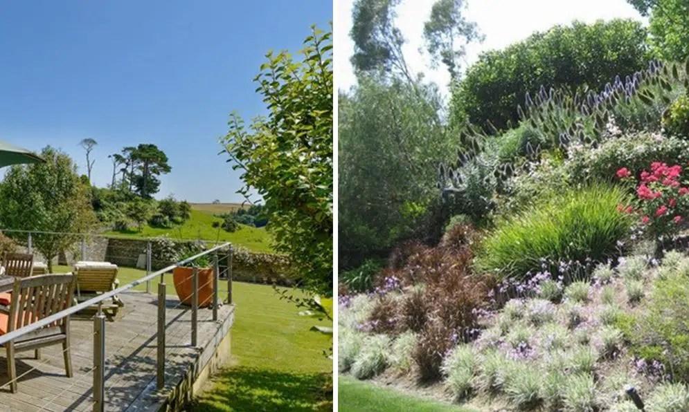 Terrain De Jardin En Pente Conseils Et Idees Pour L Amenager