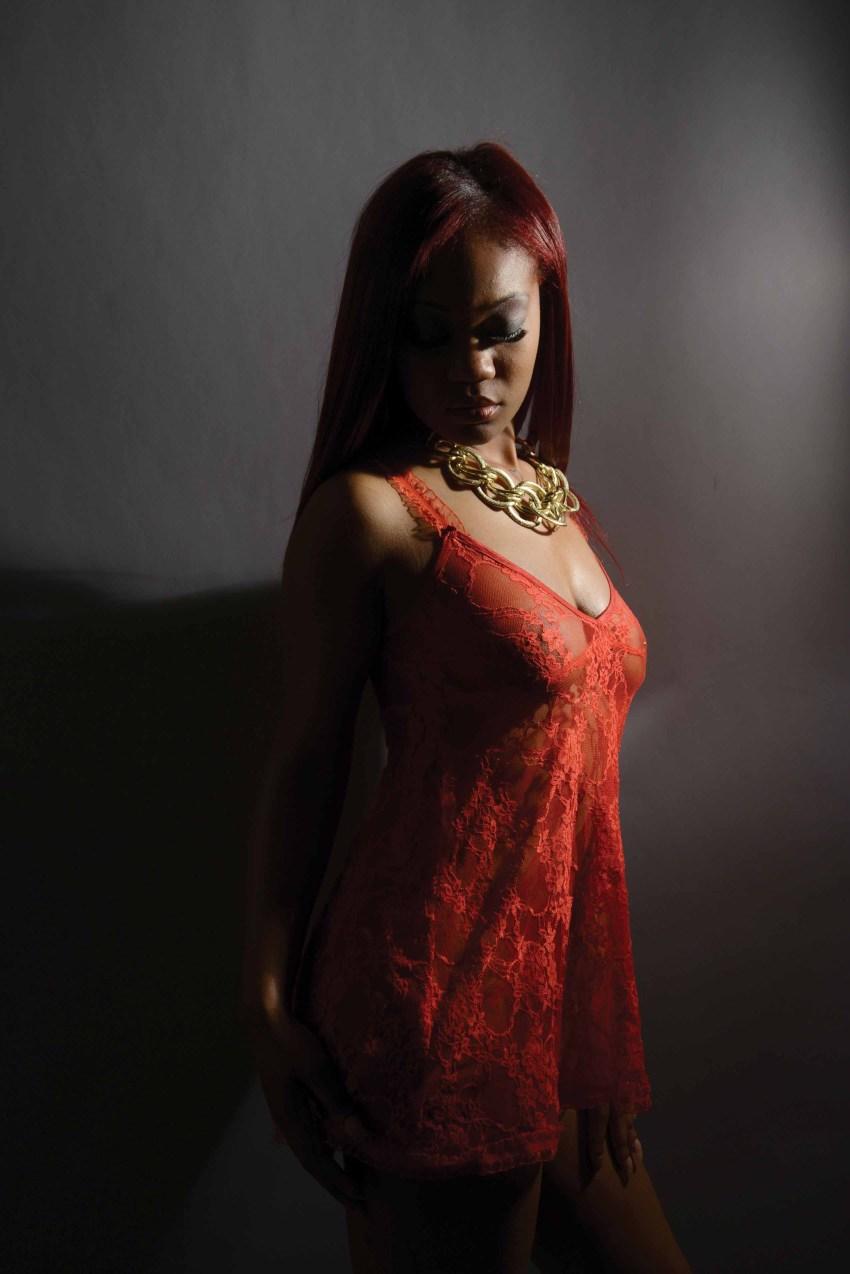 Karlene Lindsay Designs (Model Jasmine Bunn)