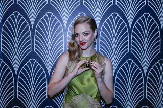 SHANGHAI, CHINA - JUNE 16: Actress Amanda Seyfried attends the promotional event for Shiseido's Cle de Peau Beaute on June 16, 2016 in Shanghai, China. (Photo by Lintao Zhang/Getty Images) *** Local Caption *** Amanda Seyfried
