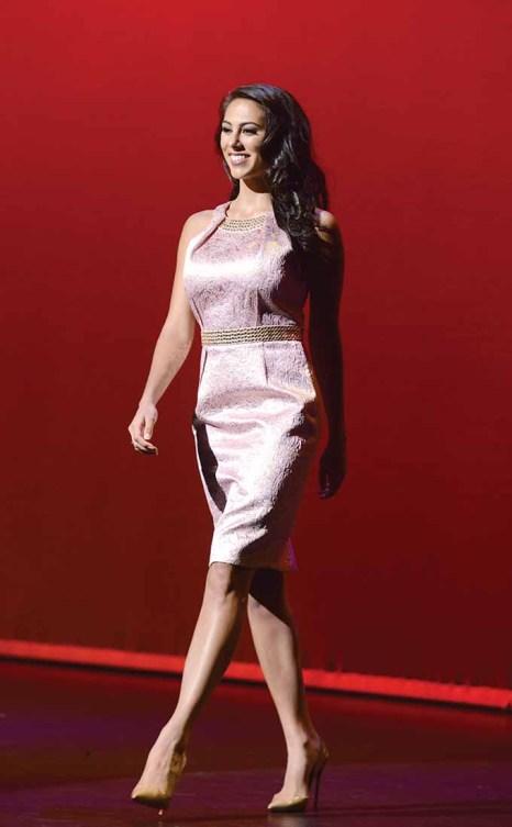 What she wore: The new Miss CT Alyssa Taglia – CTFashionMag