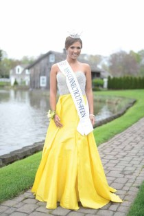 Miss Connecticut's Outstanding Teen Samantha Anderson