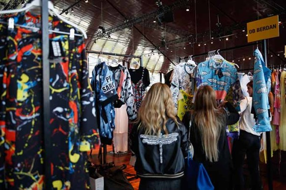 ISTANBUL, TURKEY - OCTOBER 12: A general view of The Core during Mercedes-Benz Fashion Week Istanbul at Zorlu Center on October 12, 2016 in Istanbul, Turkey. (Photo by Tristan Fewings/Getty Images for IMG)