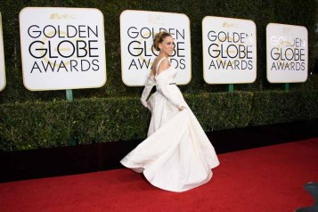 """Nominated for BEST PERFORMANCE BY AN ACTRESS IN A TELEVISION SERIES – COMEDY OR MUSICAL for her role in """"Divorce,"""" actress Sarah Jessica Parker attends the 74th Annual Golden Globes Awards at the Beverly Hilton in Beverly Hills, CA on Sunday, January 8, 2017."""