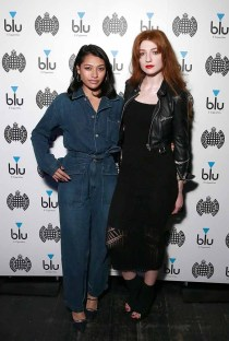 LONDON, ENGLAND - APRIL 21: (L-R) Vanessa White and Nicola Roberts attend the launch night of the new partnership between blu, e-vaping pioneers, and Ministry of Sound at the flagship London club on April 21, 2017 in London, England. (Photo by John Phillips/John Phillips/Getty Images for blu) *** Local Caption *** Vanessa White; Nicola Roberts
