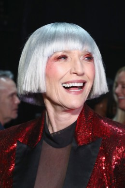 NEW YORK, NY - FEBRUARY 08: Model Maye Musk attends the American Heart Association's Go Red For Women Red Dress Collection 2018 presented by Macy's at Hammerstein Ballroom on February 8, 2018 in New York City. (Photo by Astrid Stawiarz/Getty Images for AHA) *** Local Caption *** Maye Musk