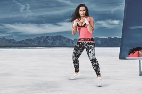 Demi Lovato for Fabletics (PRNewsfoto/Fabletics)