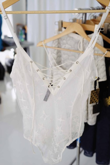 One of the new lingerie pieces from Loulette Lingerie. (MIKE CHAIKEN PHOTO)