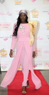 The Trinity Styles runway show at The Great Gatsby vs Harlem Nights Fashion Gala.