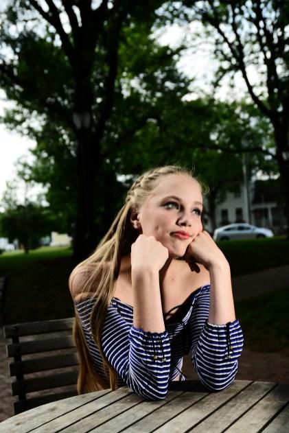 Caelyn Calhoun in Gigi-Ri