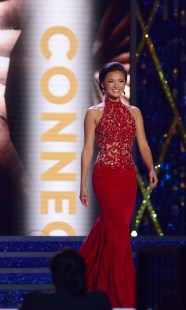 Miss Connecticut Bridget Oei