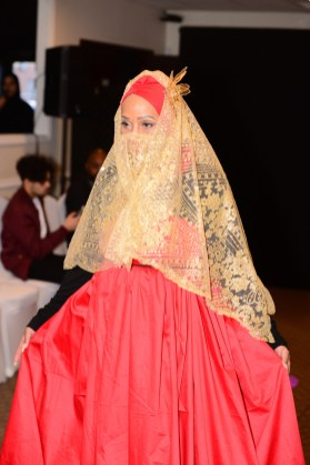 The Flavors of Fullness of runway show