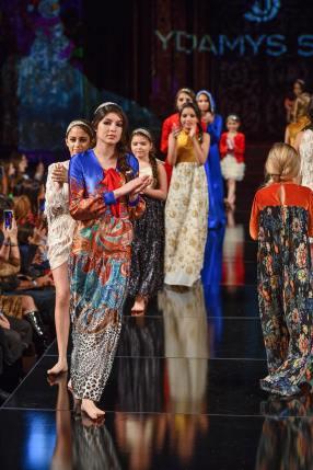 The designer is Ydamys Simo. Photos by Dez Santana.