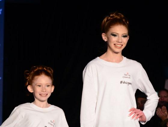 Ilyana, left, and Kat Reichenbach
