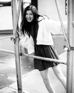 Aislinn in Gigi Ri Fashion by Michael McCabe
