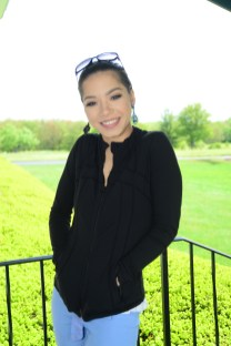 Miss Greater Rockville Sylvana Gonzalez.