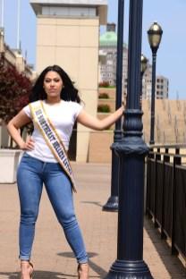 Fabializ Rivera, Miss Teen Northeast Belleza.