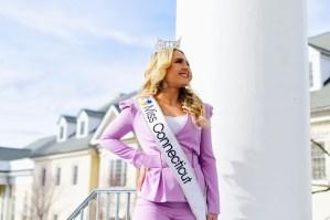 Miss Connecticut Jillian Duffy. PHOTO by MIKE CHAIKEN