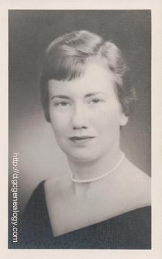 Carol L. Garrison 1959