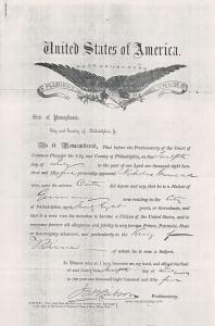 Nicholas Conrad Declaration of Intent